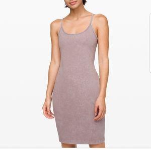 ISO LULULEMON INNER GLOW DRESS 6/8